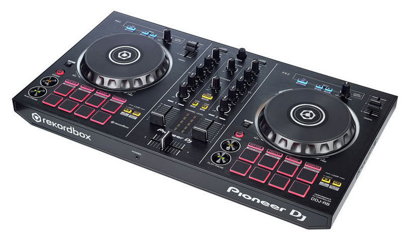 MIDI, Dj контроллер Pioneer DDJ-RB
