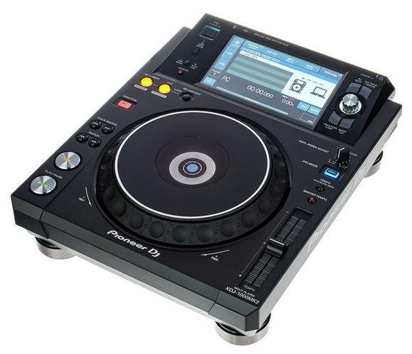 MIDI, Dj контроллер Pioneer XDJ-1000MK2 хай хэт и контроллер для электронной ударной установки roland fd 9 hi hat controller pedal