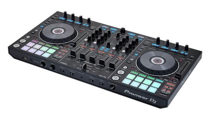MIDI, Dj контроллер Pioneer DDJ-RX midi dj контроллер pioneer xdj rx2
