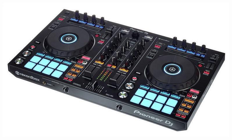 MIDI, Dj контроллер Pioneer DDJ-RR pioneer ddj rr