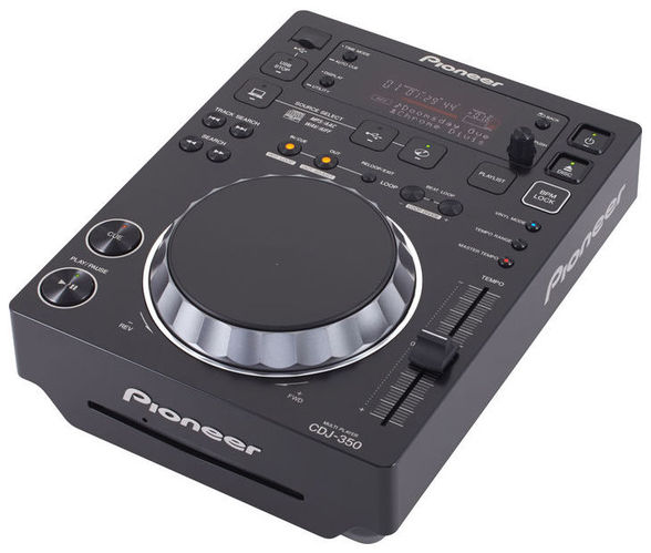 CD проигрыватель Pioneer CDJ-350 микшерный пульт pioneer cdj 350 cdj 350
