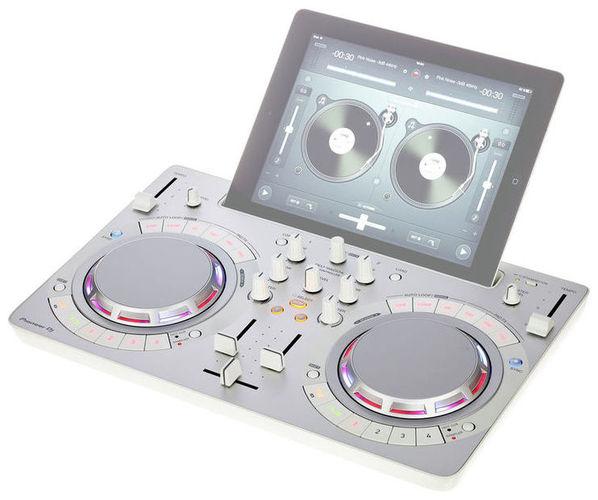 MIDI, Dj контроллер Pioneer DDJ-WeGO4 WH pioneer ddj wego4 w