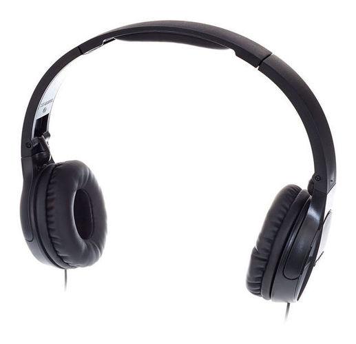 Наушники закрытого типа Pioneer SE-MJ503-K Black вкладные наушники pioneer se cl722t k black