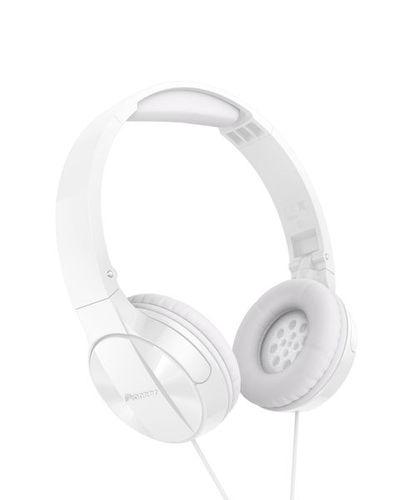 Наушники закрытого типа Pioneer SE-MJ503-W White наушники pioneer se cl501t w