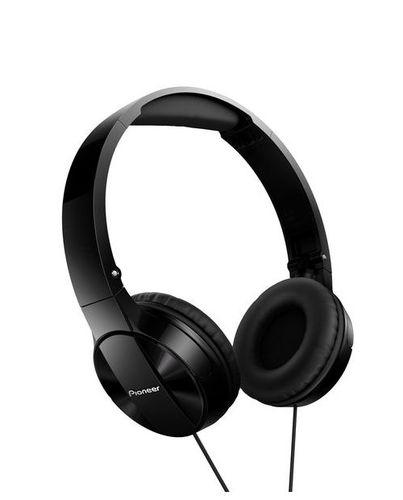 все цены на Наушники закрытого типа Pioneer SE-MJ503T-K Black онлайн
