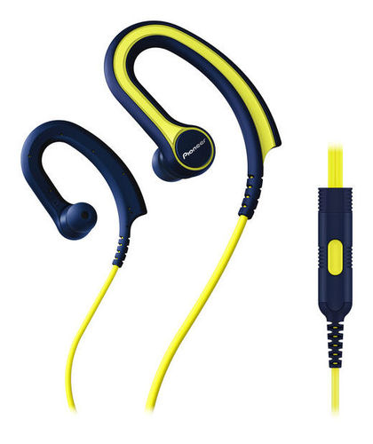 Вкладные наушники Pioneer SE-E711T-Y Yellow