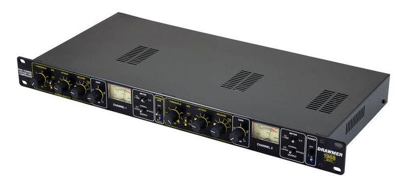 Компрессор, гейт, лимитер Drawmer 1968 MK II предусилитель стерео icon audio ba 2 mk ii