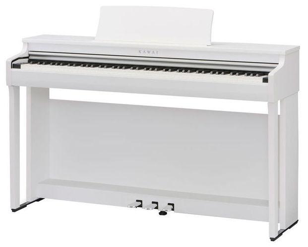 Kawai CN-27 W цифровое пианино kawai cn 37 white