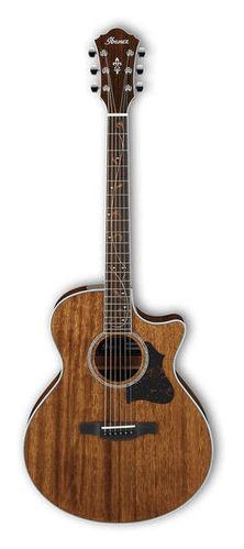 Гитара иной формы Ibanez AE245-NT