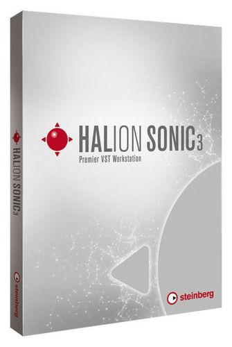 Софт для студии Steinberg HALion Sonic 3 EDU