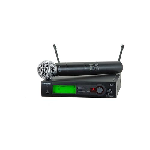 Готовый комплект радиосистемы Shure SLX24E/58 L4E shure slx2 sm58 l4e