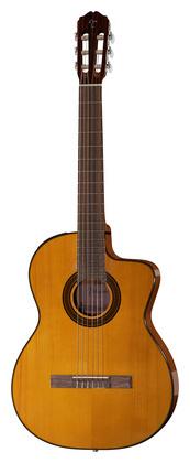 Классическая гитара 4/4 Takamine GC3CE Natural гитара классическая 3 4 в москве