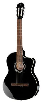 Классическая гитара 4/4 Takamine GC1CE Black