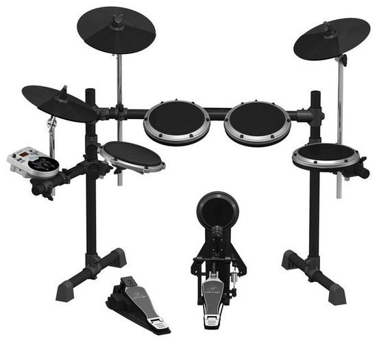 Электронная ударная установка Behringer XD8USB E-Drum Set электронная ударная установка ddrum dd1