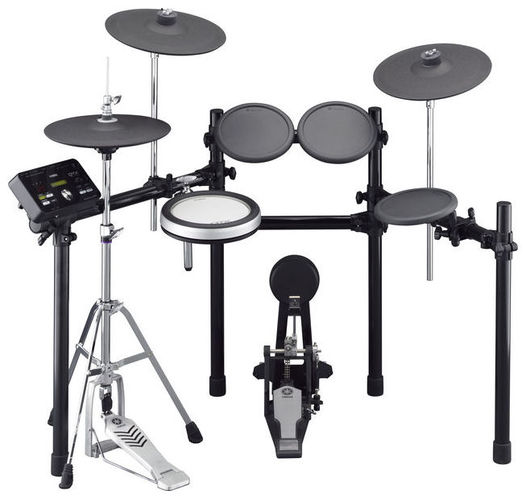 Электронная ударная установка Yamaha DTX532K хай хэт и контроллер для электронной ударной установки millenium mps 200 mono cymbal pad