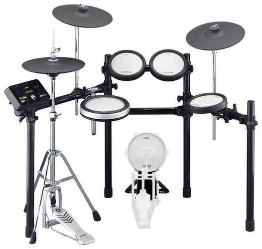 Электронная ударная установка Yamaha DTX582K E-Drum Set хай хэт и контроллер для электронной ударной установки yamaha rhh 135 hi hat e drum pad