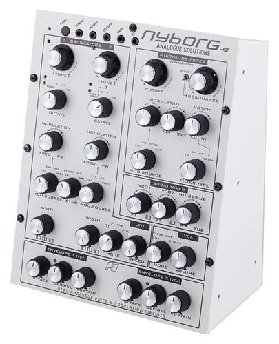 Синтезатор Analogue Solutions Nyborg-12 environment science issues solutions