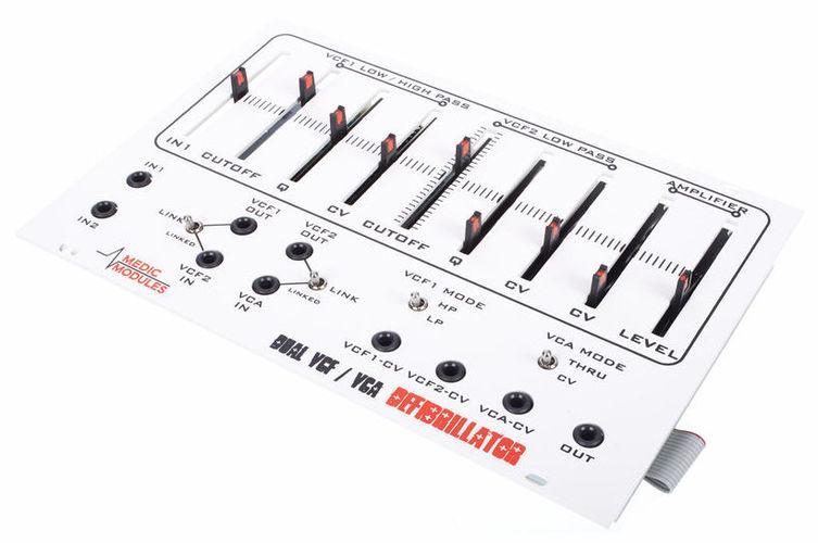 Модульный синтезатор Analogue Solutions Defibrillator Plain white environment science issues solutions