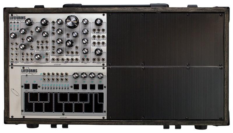 цена на Модульный синтезатор Pittsburgh Modular Lifeforms System 301