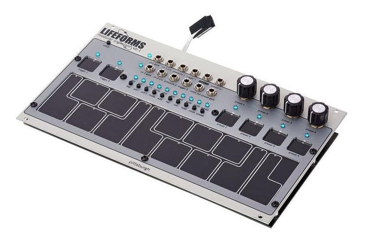 Модульный синтезатор Pittsburgh Modular Lifeforms KB-1 игровые коврики funkids алфавит 1 kb 007r nt