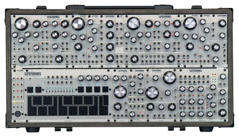 цена на Модульный синтезатор Pittsburgh Modular Lifeforms Foundation Evo