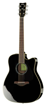 цены на Дредноут Yamaha FGX830C BL в интернет-магазинах
