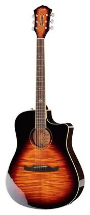 Дредноут Fender T-Bucket 300CE FLM 3TS fender cc 60s sb 3ts