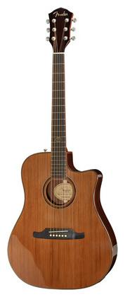 Дредноут Fender F-1020SCE NA Dreadnought дредноут fender sonoran sce lpb