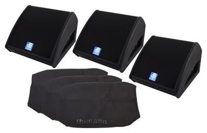 Комплект акустических систем dB Technologies Flexsys FM10 Bundle контроллер акустических систем db technologies dsx2040