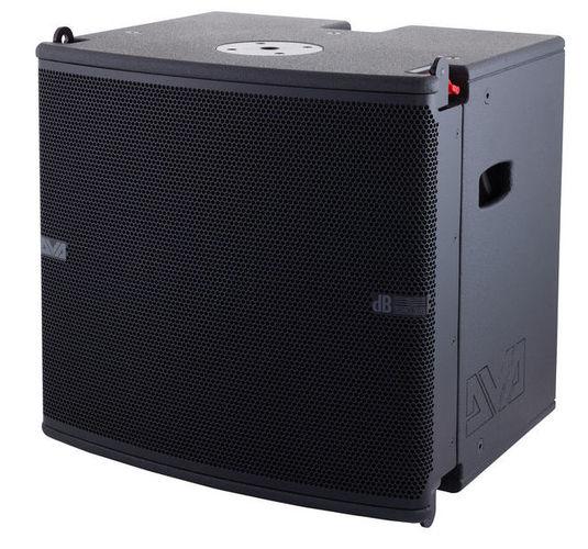 Активный сабвуфер dB Technologies DVA MS12
