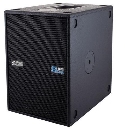 Активный сабвуфер dB Technologies DVA S 08 dp