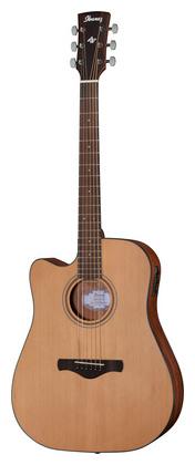 где купить  Гитара для левшей Ibanez AW65LECE-LG  по лучшей цене