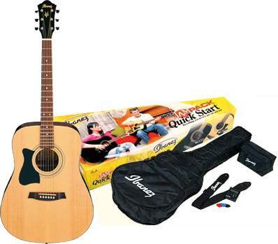 Гитара для левшей Ibanez V50NLJP-NT Jam Pack