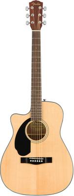 Гитара для левшей Fender CC-60SCE Lh Nat fender cc 60sce nat