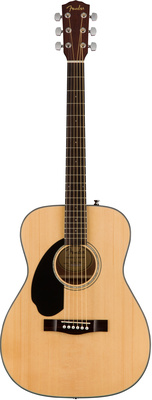 Гитара для левшей Fender CC-60S Lh Nat
