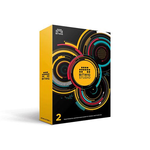 Софт для студии Bitwig Studio 2 Download Version арифметика для малышей цифровая версия