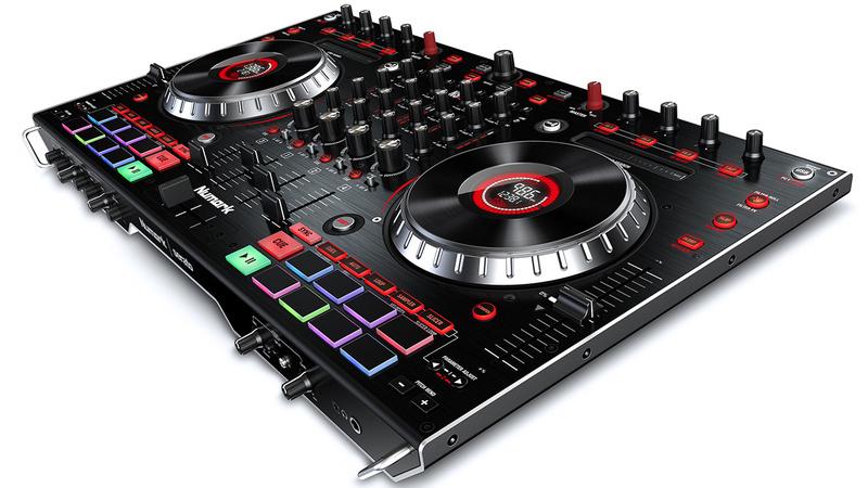 все цены на  MIDI, Dj контроллер Numark NS6II  онлайн
