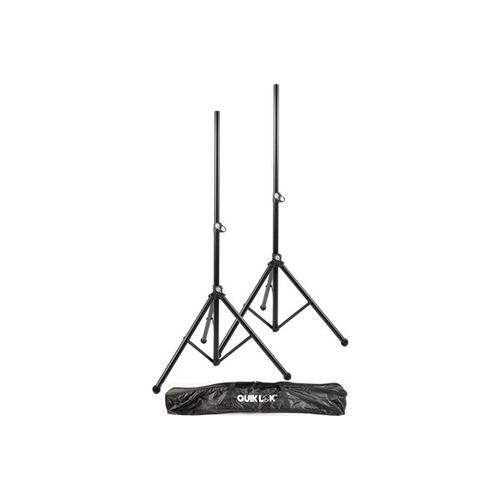 Стойка под акустику QUIK LOK S171PA микрофонная стойка quik lok a114 ch