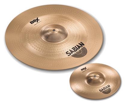 все цены на Набор барабанных тарелок Sabian B8X Effects Pack онлайн