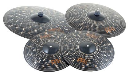 Набор барабанных тарелок Meinl Classics Custom Dark Set кабель hdmi vcom cg525r 1m cg525r 1m