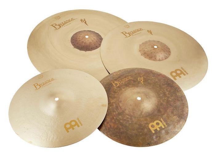 Набор барабанных тарелок Meinl Byzance Sand Set Benny Greb ulgran u 405 sand