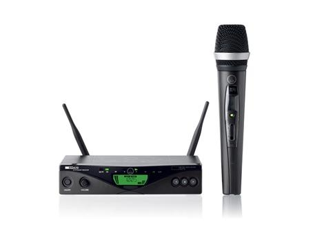 Готовый комплект радиосистемы AKG WMS 470 Vocal Set D 5