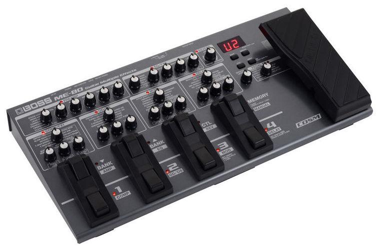 Гитарный процессор для электрогитары Boss ME-80