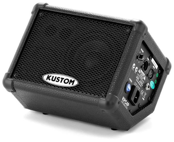 Акустика для электронной ударной установки Kustom KPC4 Powered Personal Monitor хай хэт и контроллер для электронной ударной установки 2box drumit 12 hi hat pad