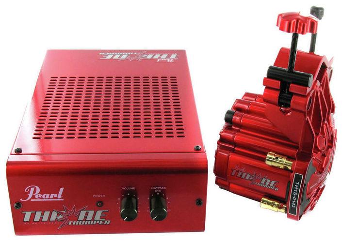 Акустика для электронной ударной установки Pearl THMP-1 Throne Thumper хай хэт и контроллер для электронной ударной установки millenium mps 200 mono cymbal pad