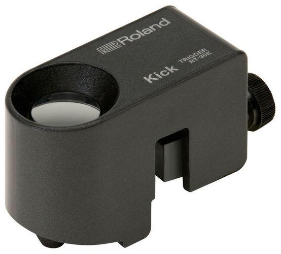 Триггер Roland RT-30K Kick Trigger хай хэт и контроллер для электронной ударной установки roland fd 9 hi hat controller pedal
