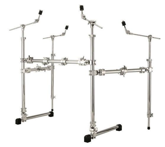 Рама Millenium PDR-5004 Prof. Drum Rack рама и стойка для электронной установки roland mds 9v drum rack