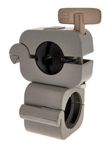 Крепление и монтаж 2Box Drumit Rack Clamp рама и стойка для электронной установки 2box drumit five rackpipe long
