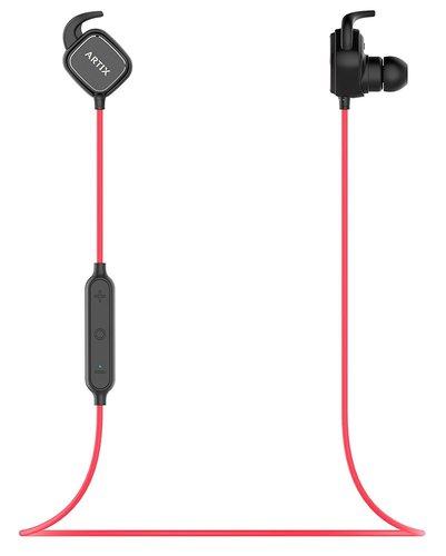 Вкладные наушники Artix GT7 Black & Red optrix bg black red защитная сумка для смартфона