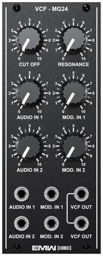 Модульный синтезатор EMW VCF-MG24 коммутатор zyxel gs1900 10hp gs1900 10hp eu0101f